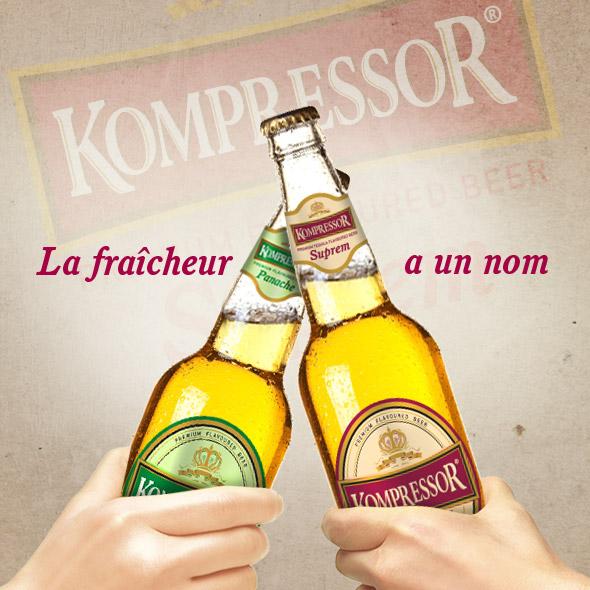 Bières KOMPRESSOR