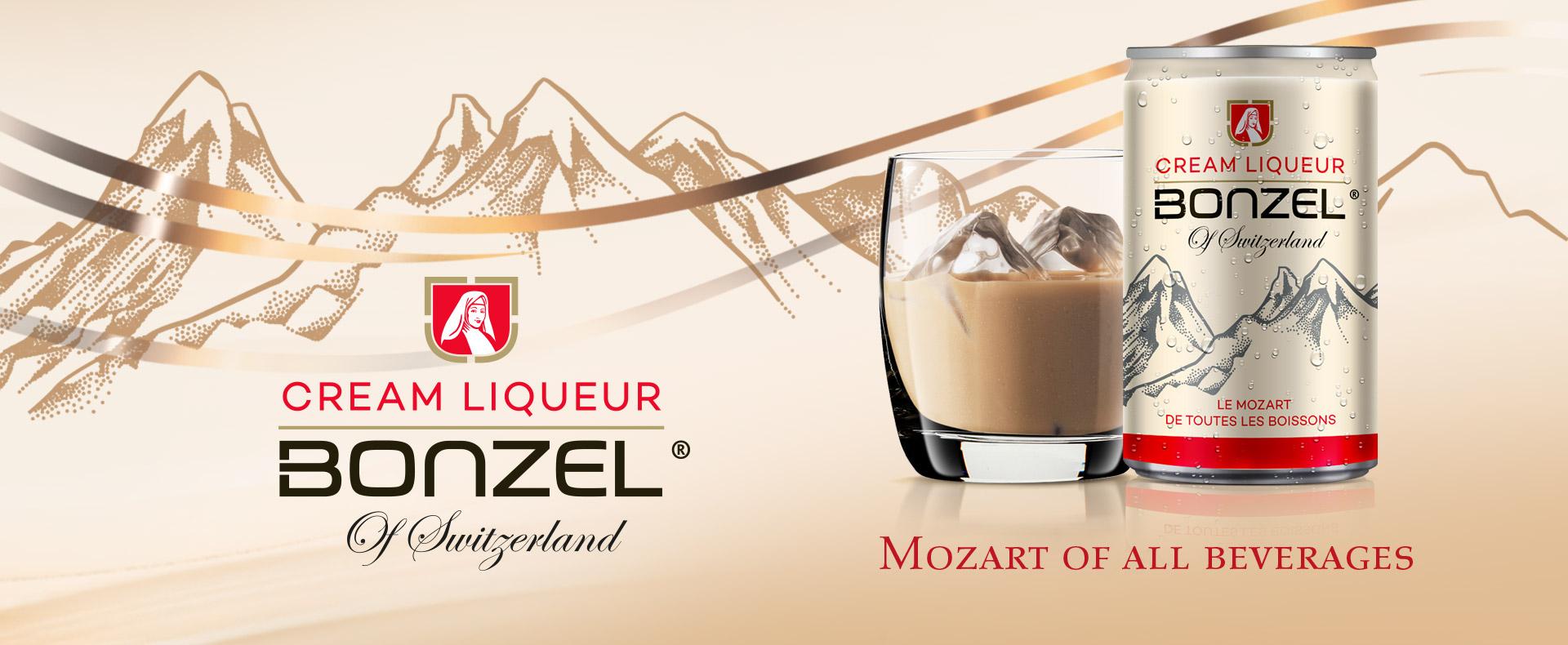 Bonzel Cream Liqueur