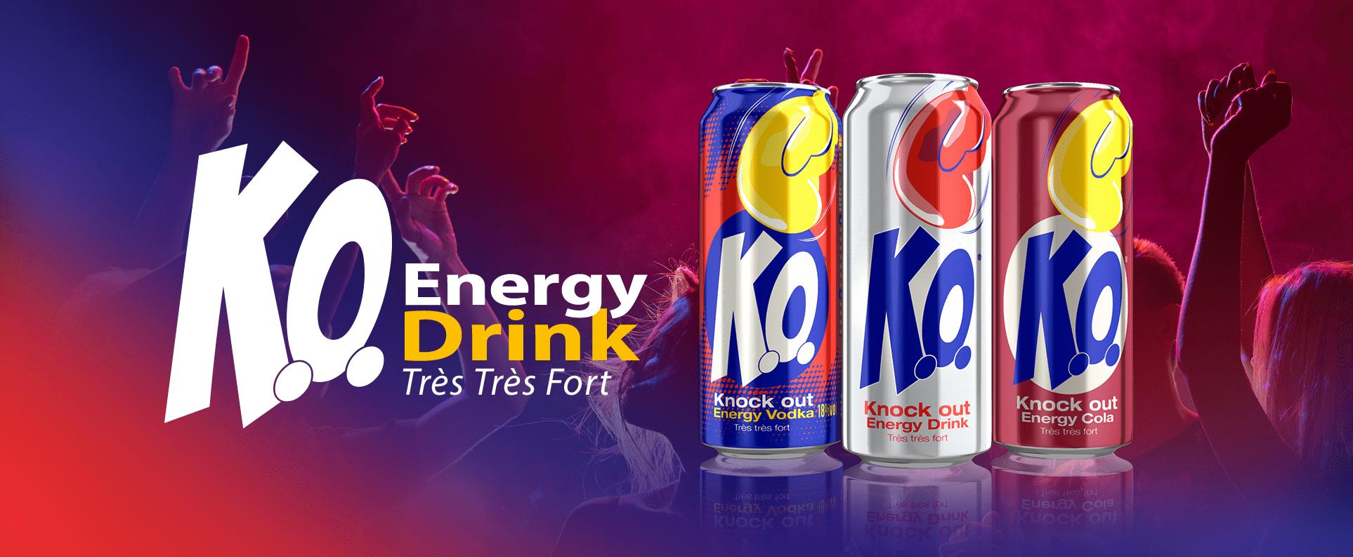K.O Energy Drink