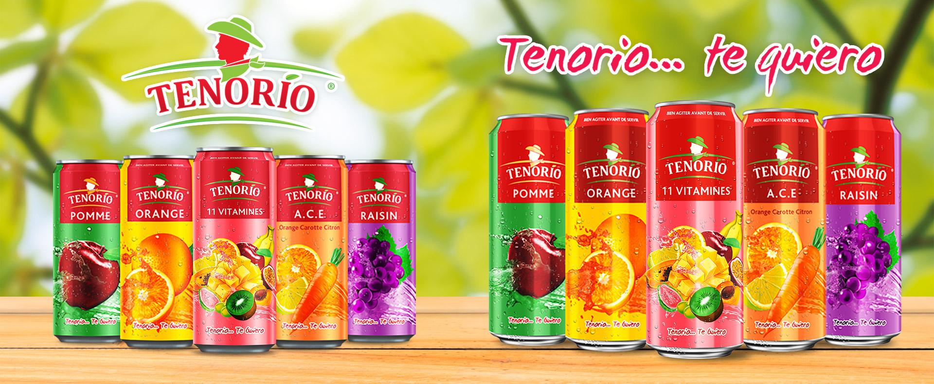 TENORIO Juices