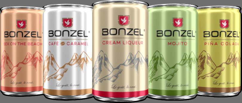 Bonzel Liqueur and Cocktails