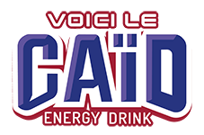 LE CAÏD Energy Drink